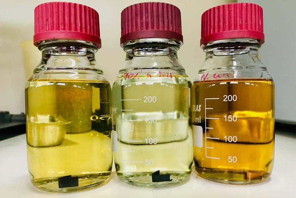 Análise de óleo isolante