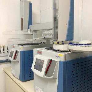 Analise de cromatografia gasosa