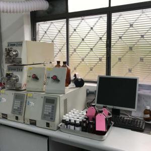 Laboratório de analise de óleo isolante